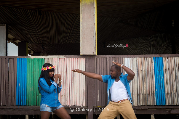 Nigerian Engagement Shoot - TeeKay2016 LoveweddingsNG 5