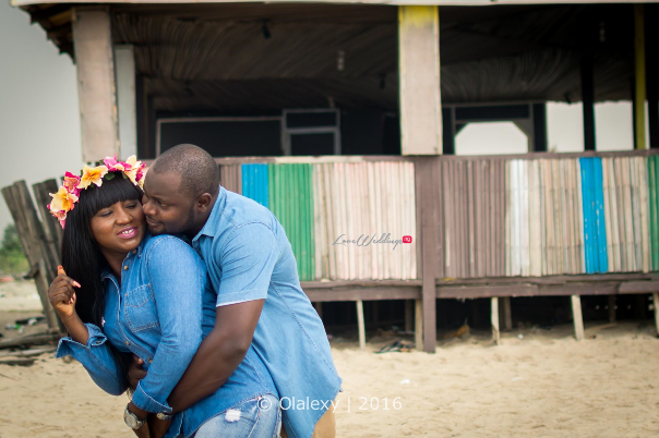 Nigerian Engagement Shoot - TeeKay2016 LoveweddingsNG
