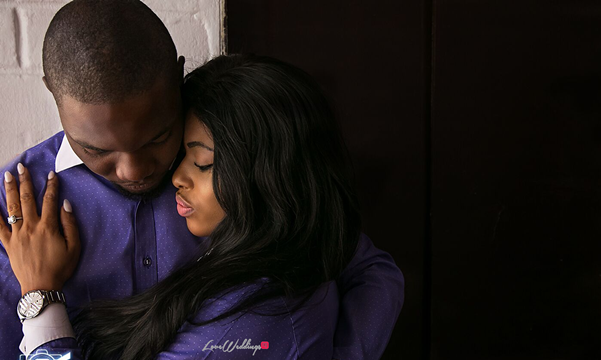 Eno & Uzo's Engagment Shoot | H2H Photography