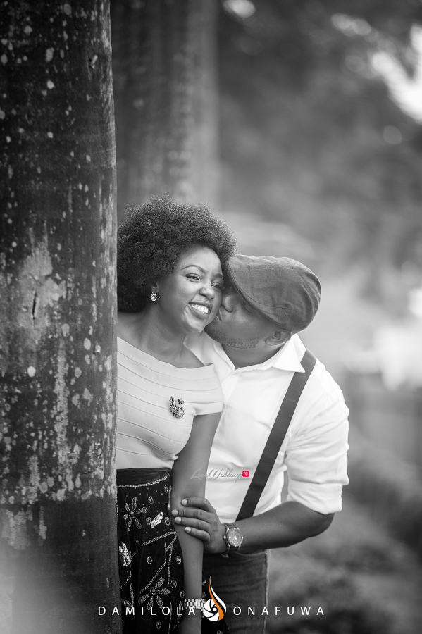 Nigerian Pre Wedding Shoot Tola Wale Damilola Onafuwa DO Weddings LoveweddingsNG 11