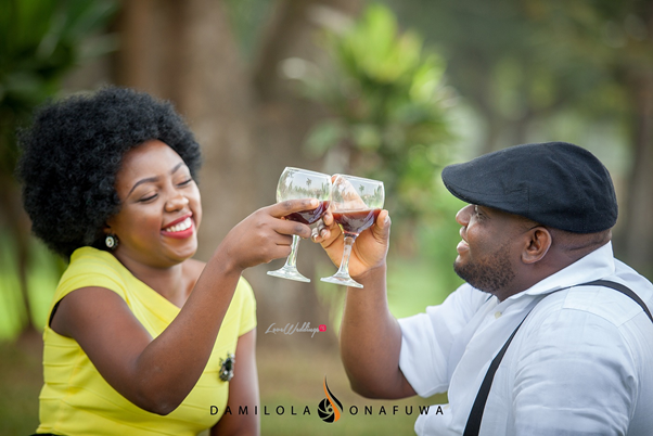 Nigerian Pre Wedding Shoot Tola Wale Damilola Onafuwa DO Weddings LoveweddingsNG 15