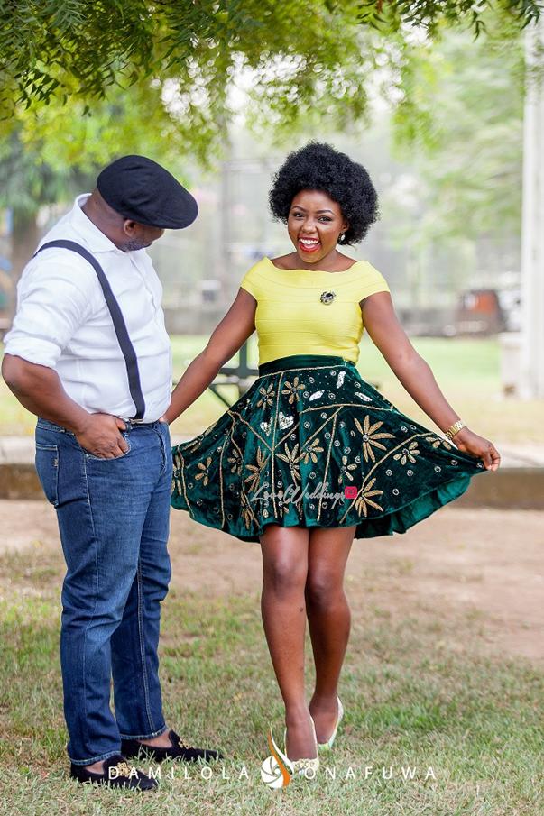 Nigerian Pre Wedding Shoot Tola Wale Damilola Onafuwa DO Weddings LoveweddingsNG 8