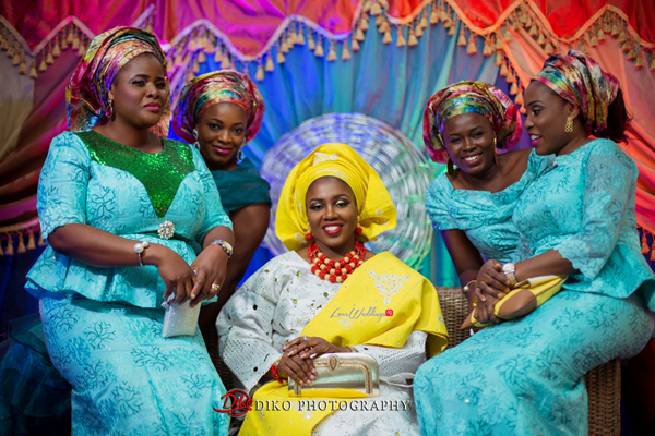Nigerian Traditional Wedding - Bunmi and Mayowa LoveweddingsNG 10