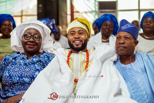 Nigerian Traditional Wedding - Bunmi and Mayowa LoveweddingsNG 12