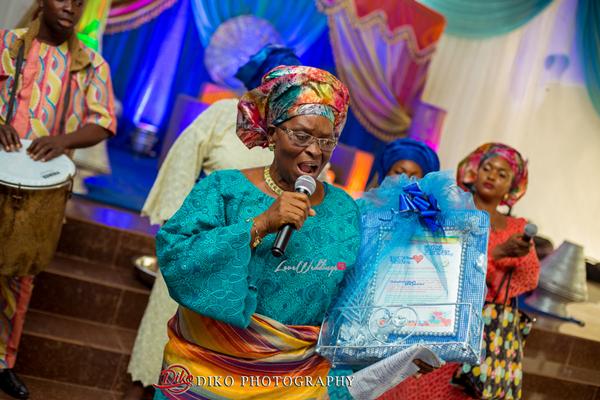 Nigerian Traditional Wedding - Bunmi and Mayowa alaga ijoko LoveweddingsNG