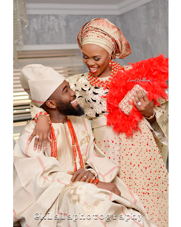 Nigerian Traditional Wedding - Olaide and Pelumi LoveweddingsNG 13
