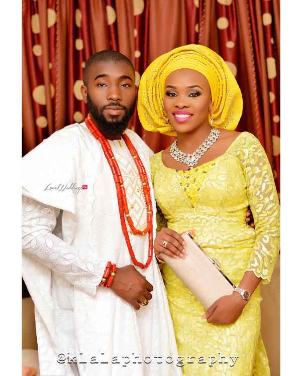 Nigerian Traditional Wedding - Olaide and Pelumi LoveweddingsNG 23