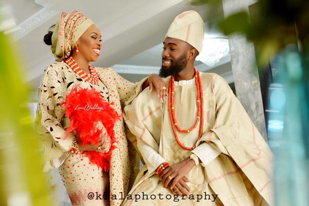 Nigerian Traditional Wedding - Olaide and Pelumi LoveweddingsNG 4