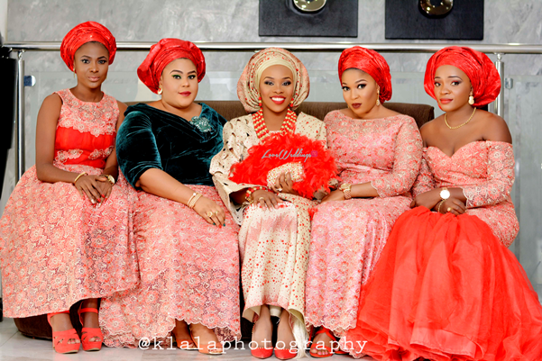 Nigerian Traditional Wedding - Olaide and Pelumi LoveweddingsNG 8