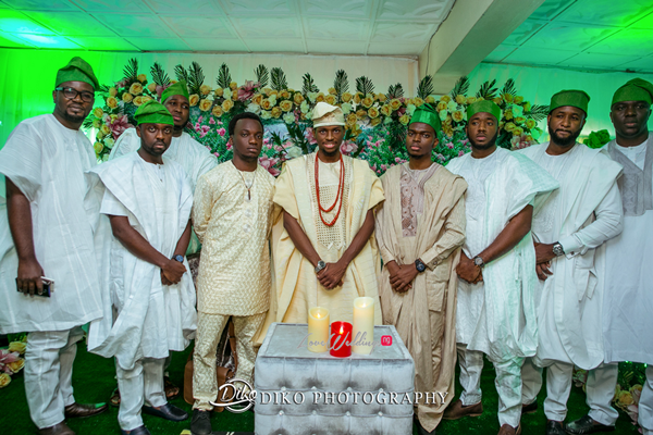 Nigerian Traditional Wedding - Seyi and Mayowa LoveweddingsNG 11