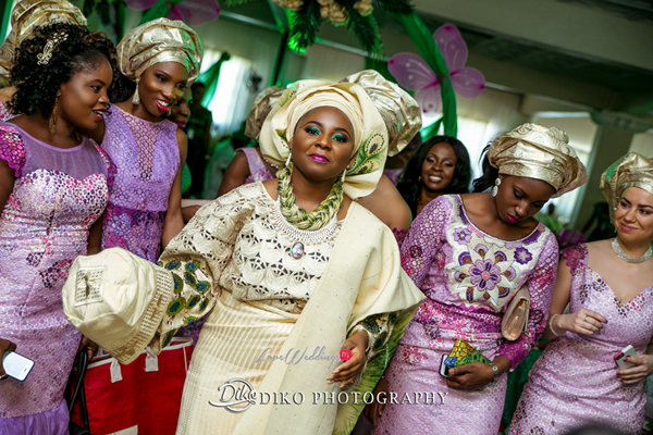 Nigerian Traditional Wedding - Seyi and Mayowa LoveweddingsNG 12