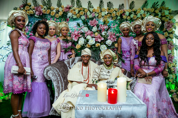Nigerian Traditional Wedding - Seyi and Mayowa LoveweddingsNG 13