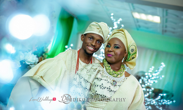 Seyi & Mayowa's Traditional Wedding | Diko Photography