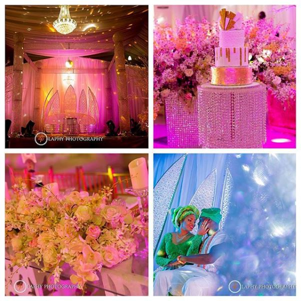 Nigerian Wedding #DoubleO2016 LoveweddingsNG 1
