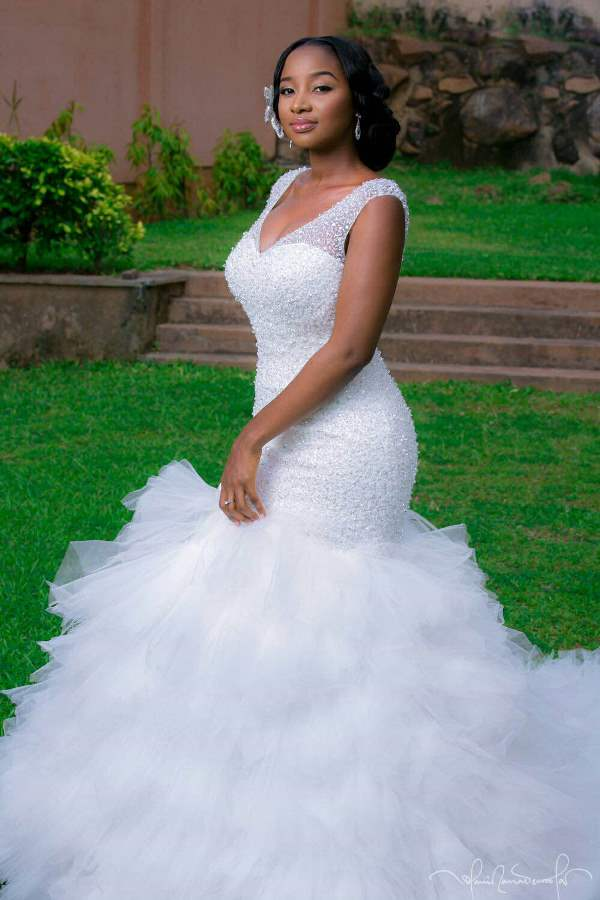 Nigerian Wedding Gowns - Brides and Babies 2016 Bridal Preview LoveweddingsNG 9