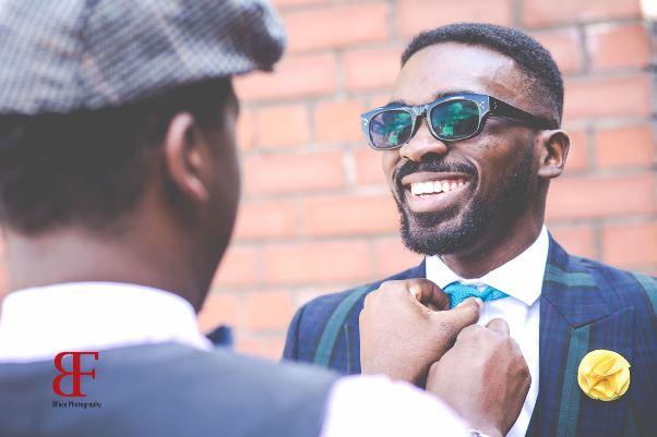 Nigerian Wedding MC Tohwson LoveweddingsNG