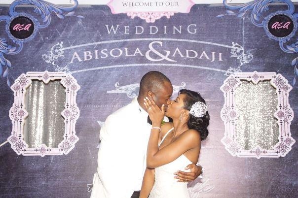 Photogenic Photobooth - Best Kiss LoveweddingsNG