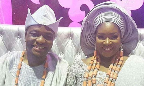 #TSquared2016: First Photos from Tolu 'Toolz' Oniru & Capt. Tunde Demuren's Traditional Wedding