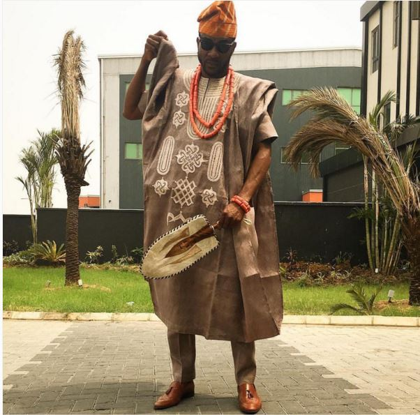 Toolz & Tunde Demuren's Traditional Wedding - Ebuka Obi Uchendu LoveweddingsNG