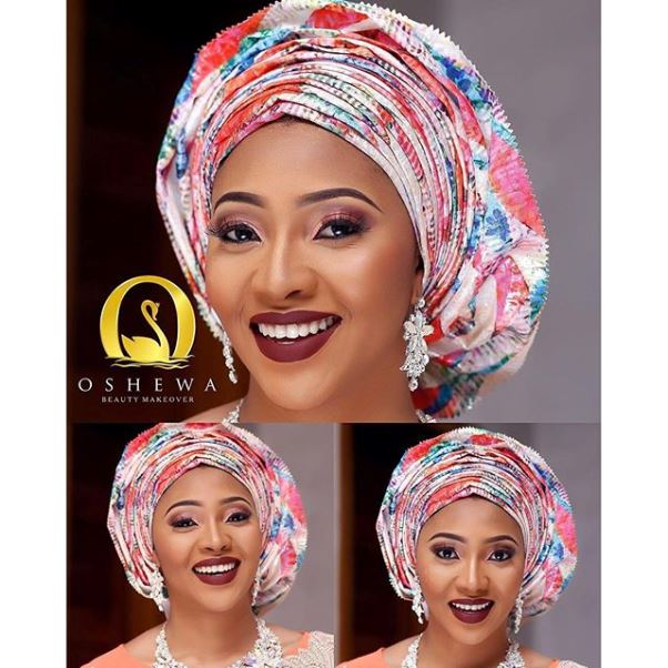 Toolz & Tunde Demuren's Traditional Wedding - Lilian Esoro - Franklin LoveweddingsNG