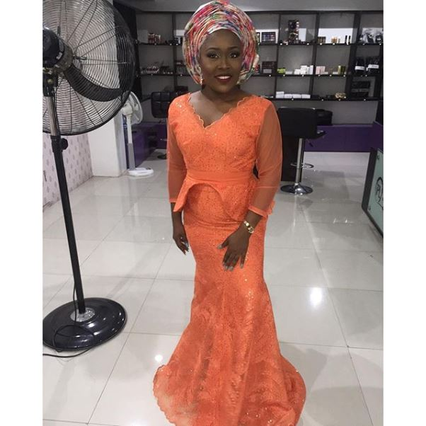 Toolz & Tunde Demuren's Traditional Wedding - Lois Isen Pro Spotted Makeover LoveweddingsNG