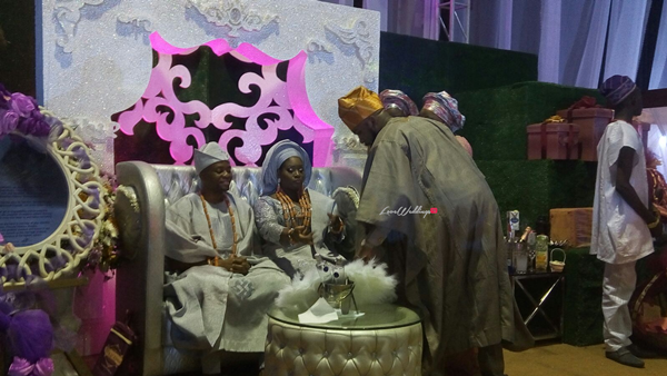 Toolz & Tunde Demuren's Traditional Wedding - LoveweddingsNG 5