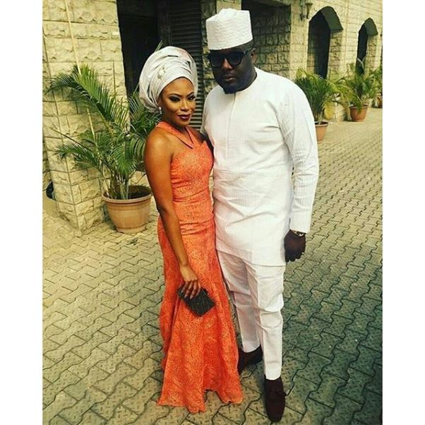Toolz & Tunde Demuren's Traditional Wedding - Marcy Dolapo Oni Sijuwade LoveweddingsNG