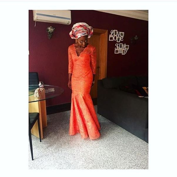 Toolz & Tunde Demuren's Traditional Wedding - Sika Osei LoveweddingsNG