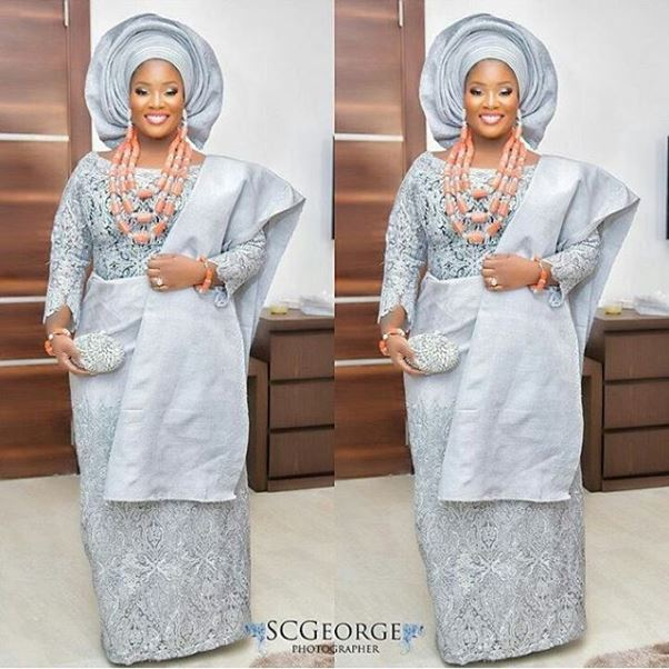 Toolz & Tunde Demuren's Traditional Wedding - The bride LoveweddingsNG