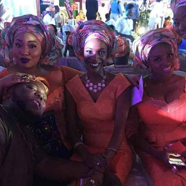 Toolz & Tunde Demuren's Traditional Wedding - Waje LoveweddingsNG