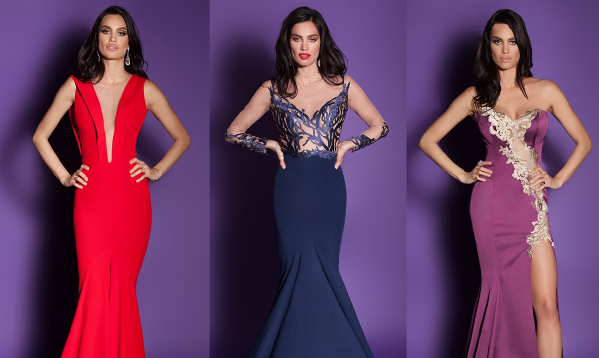 Check out Bien Savvy's Evening Wear Collection – 'I Love Me'