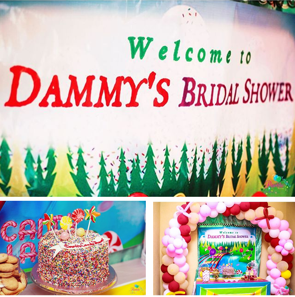 Candy Themed Bridal Shower - Partito by Ronnie LoveweddingsNG 3