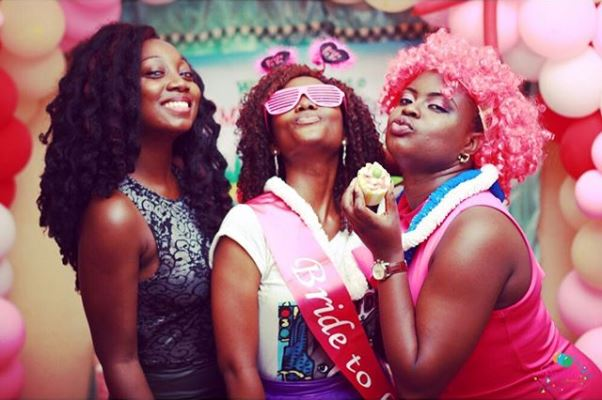 Candy Themed Bridal Shower - Partito by Ronnie LoveweddingsNG 5