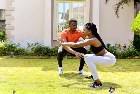 Fitness Shoot - Wedding Ready 2016 Manolaluxe LoveweddingsNG 12