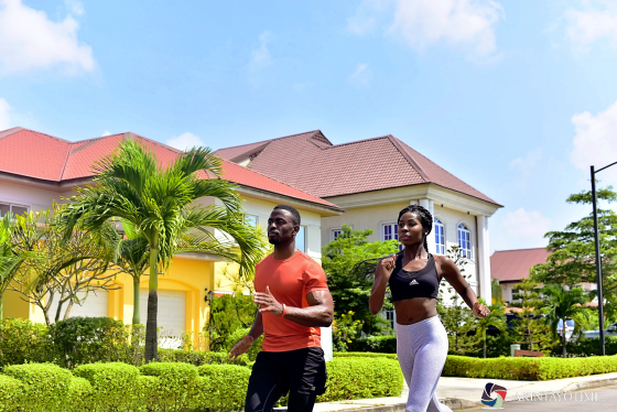 Fitness Shoot - Wedding Ready 2016 Manolaluxe LoveweddingsNG 2