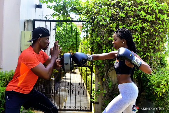 Fitness Shoot - Wedding Ready 2016 Manolaluxe LoveweddingsNG 7