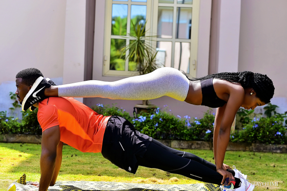 Fitness Shoot - Wedding Ready 2016 Manolaluxe LoveweddingsNG 9