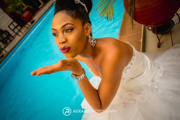 Nigerian Bridal Inspiration - Auxano Photography LoveweddingsNG