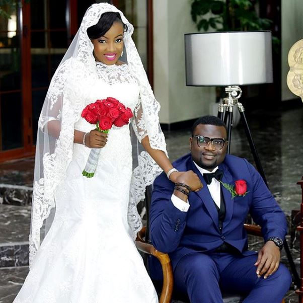Nigerian Couple Boludotman2015 LoveweddingsNG Soji Oni