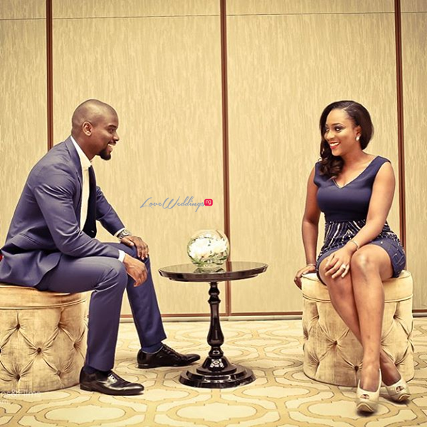 Nigerian Engagement Shoot - Caroline Tobi #CacaTobi LoveweddingsNG 3
