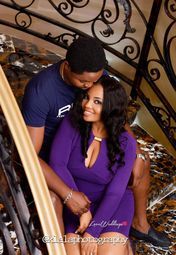 Nigerian Engagement Shoot - Folasade Ayodeji Klala Photography LoveweddingsNG 11