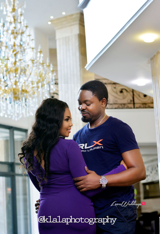 Nigerian Engagement Shoot - Folasade Ayodeji Klala Photography LoveweddingsNG 14