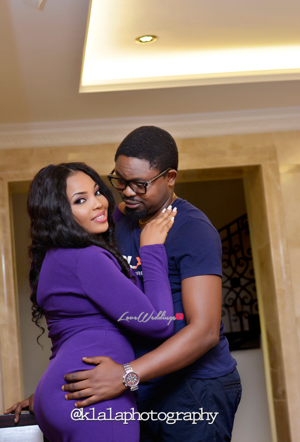 Nigerian Engagement Shoot - Folasade Ayodeji Klala Photography LoveweddingsNG 18