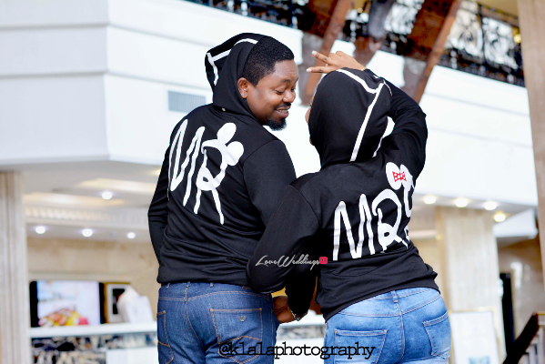 Nigerian Engagement Shoot - Folasade Ayodeji Klala Photography LoveweddingsNG 2