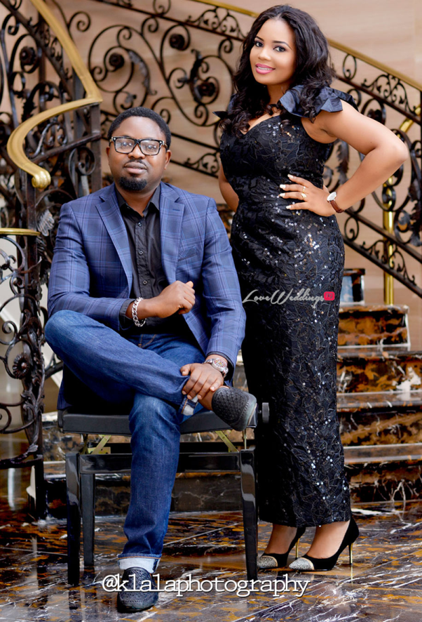 Nigerian Engagement Shoot - Folasade Ayodeji Klala Photography LoveweddingsNG 22