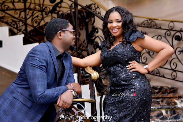 Nigerian Engagement Shoot - Folasade Ayodeji Klala Photography LoveweddingsNG 24