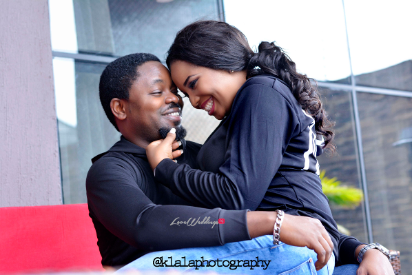 Nigerian Engagement Shoot - Folasade Ayodeji Klala Photography LoveweddingsNG 4