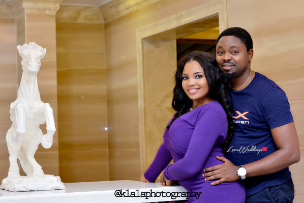 Nigerian Engagement Shoot - Folasade Ayodeji Klala Photography LoveweddingsNG 5