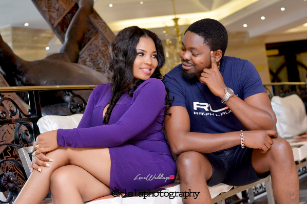 Nigerian Engagement Shoot - Folasade Ayodeji Klala Photography LoveweddingsNG 8