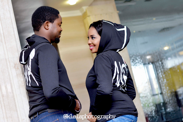 Nigerian Engagement Shoot - Folasade Ayodeji Klala Photography LoveweddingsNG